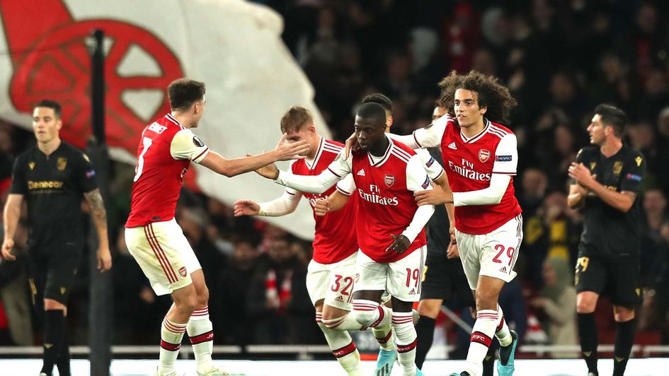 Video Highlight Gol (PAKARBET88) Arsenal vs Vitoria guimaraes Skor Akhir 3 – 2